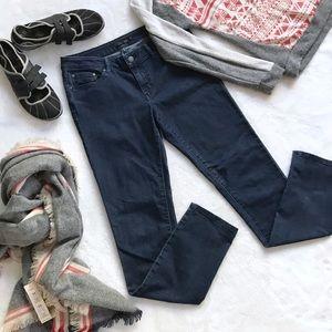 PrAna Dark Wash Skinny Jeans Size 8/29 Regular